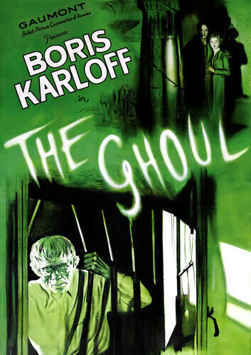 Ghoul (1933) (2015, DVD NEW)