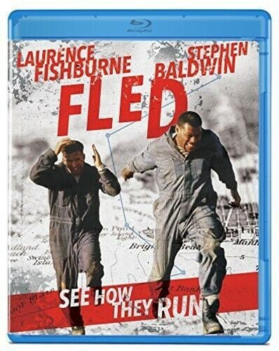 Fled (2015, Blu-ray NEW)
