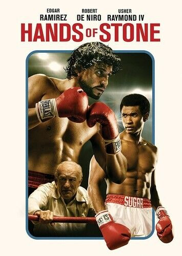 Hands Of Stone (2016, DVD NEW)