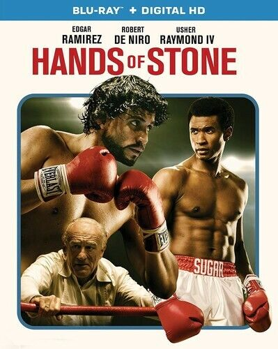 Hands Of Stone (2016, Blu-ray NEW)