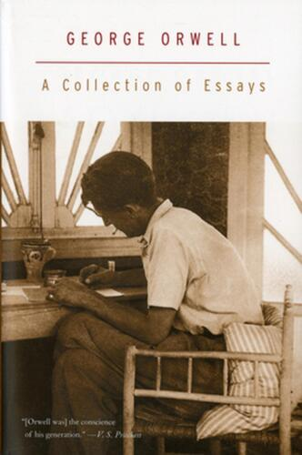 A Collection of Essays by George Orwell (English) Paperback Book Free Shipping!