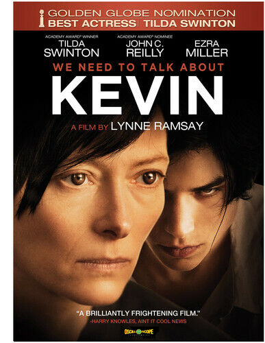 We Need to Talk About Kevin (2012, DVD NEW)