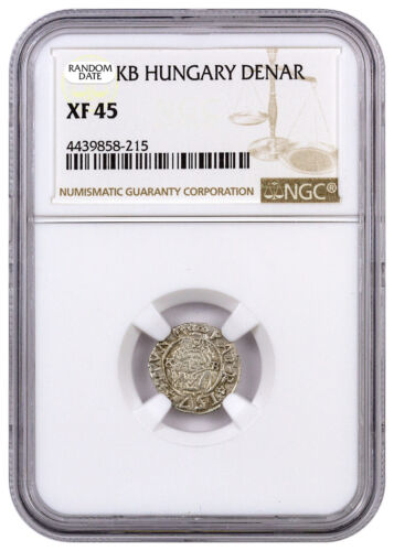 Random Date 1450-1620 Hungary Silver Denar Madonna & Child NGC XF45 SKU44476 <br/> Buy With Confidence from ModernCoinMart (MCM) on ebay