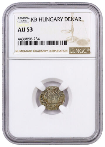 Random Date 1450-1620 Hungary Silver Denar Madonna & Child NGC AU53 SKU44478 <br/> Buy With Confidence from ModernCoinMart (MCM) on ebay