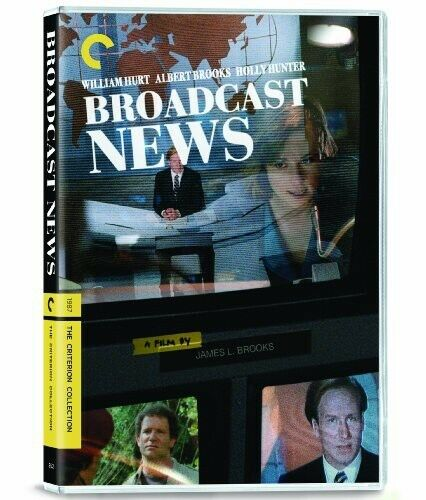 Broadcast News [Criterion Collection] [2 Discs] (2011, DVD NEW)