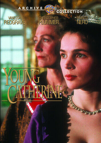 Young Catherine (2013, DVD NEW) DVD-R