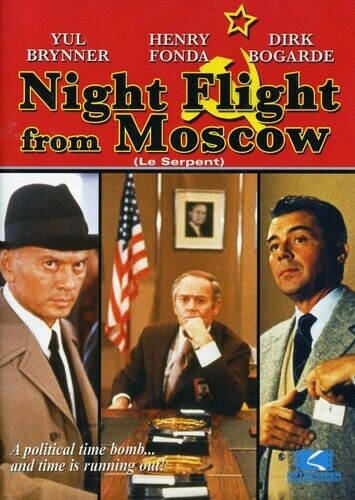 Night Flight from Moscow (2003, DVD NEW) CLR