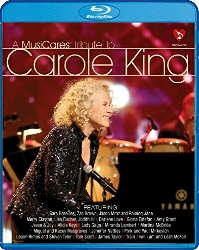 Musicares Tribute To Carole King (2015, Blu-ray NEW)