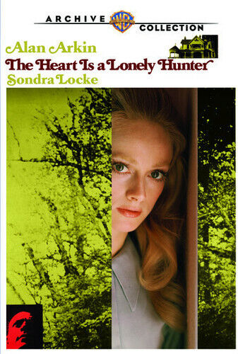 Heart Is A Lonely Hunter (1968) (2012, DVD NEW)