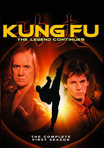 Kung Fu: Legend Continues: Complete First Season - 6 DISC SET (2014, DVD NEW)