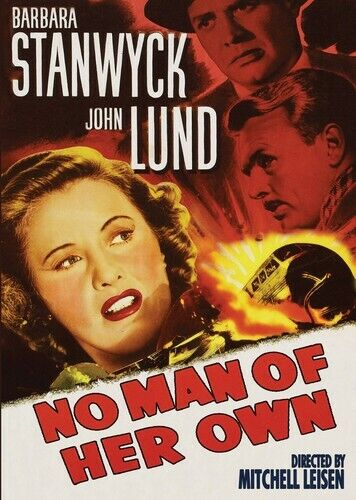 No Man of Her Own (2012, DVD NEW)