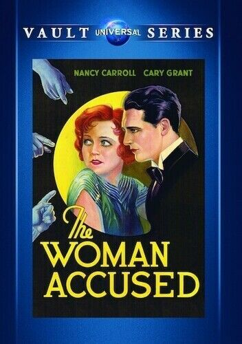 Woman Accused (2016, DVD NEW)