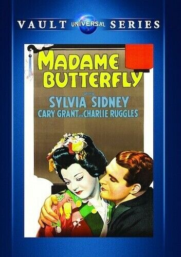 Madame Butterfly (2016, DVD NEW)