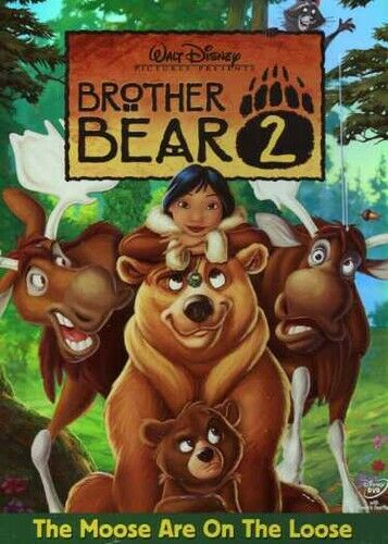 Brother Bear 2 (2006, DVD NEW)