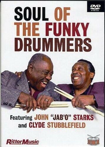 Soul of the Funky Drummers (2010, DVD NEW)