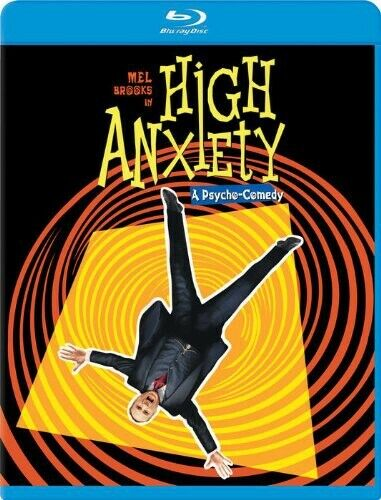 [BLU-RAY/A NEW] HIGH ANXIETY
