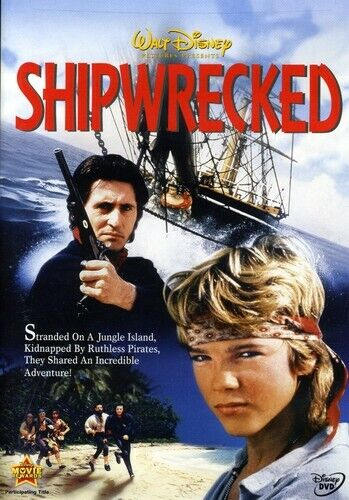 Shipwrecked [1990] (2008, DVD NEW)