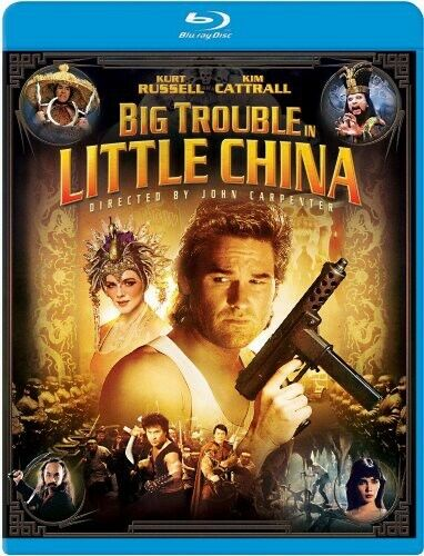 Big Trouble in Little China (2009, Blu-ray NEW)
