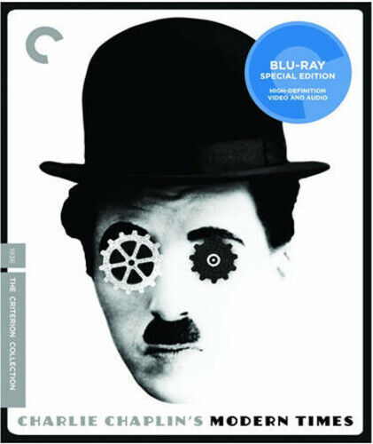 Modern Times [Criterion Collection] (2010, Blu-ray NEW)