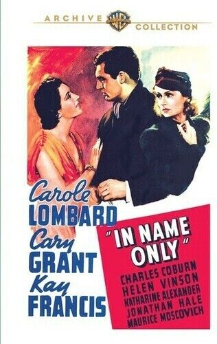 In Name Only (2011, DVD NEW)