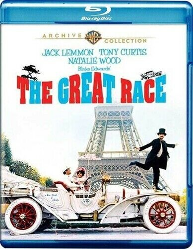Great Race - (2014, Blu-ray NEW)
