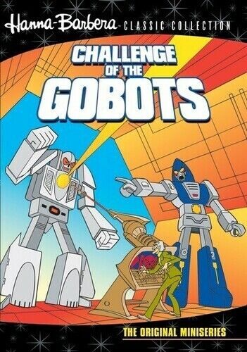 Hanna-Barbera Classic Collection: Challenge of the Gobots  (2011, DVD NEW) DVD-R