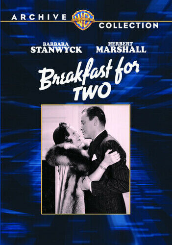 Breakfast for Two (2010, DVD NEW) BW/DVD-R