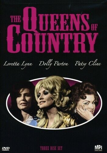 [DVD NTSC/1 NEW] QUEENS OF COUNTRY