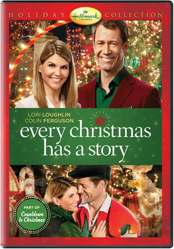 Every Christmas Has A Story (2017, DVD NEW)