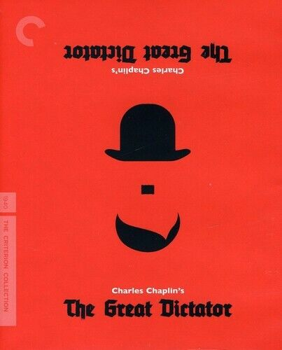 Great Dictator [Criterion Collection] (2011, Blu-ray NEW)