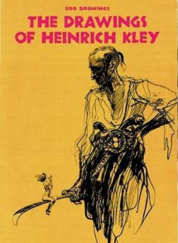 Drawings of Heinrich Kley by Heinrich Kely (English) Paperback Book Free Shippin