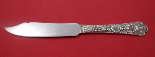 """Cluny by Gorham Sterling Silver Fish Knife All Sterling Flat Handle 8 1/8"""""""