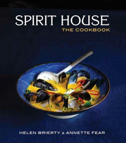 Spirit House, The Cookbook by Helen Brierty (English) Paperback Book Free Shippi