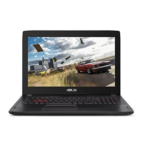 "ASUS FX502VM-AS73 Laptop 15.6"" i7 7700HQ GTX1060 16GB RAM 128GB SSD 1TB HDD"