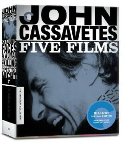 John Cassavetes: Five Films (Criterion Collection) [New Blu-ray] Subti