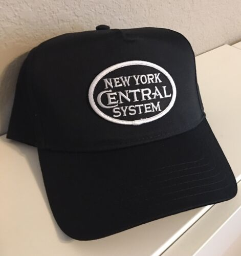 Cap / Hat- NEW YORK CENTRAL SYSTEM (NYC) Railroad #9802- NEW