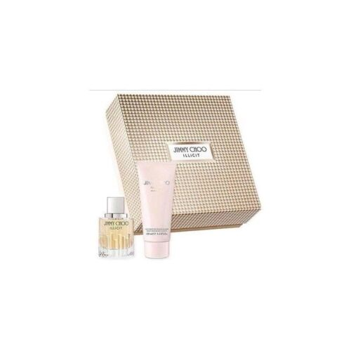 Jimmy Choo Illicit 2pc set 60ml EDP (L) Womens 100% Genuine (New)