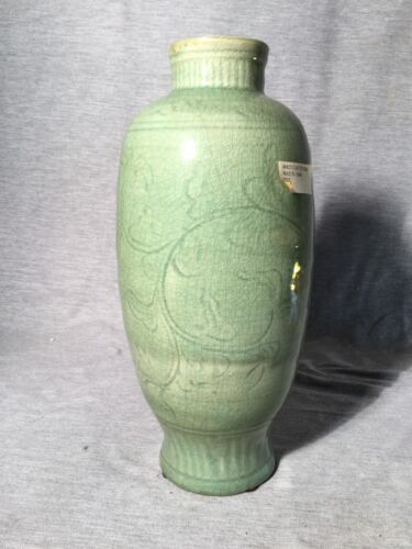 A Chinese Longquan Vase Ming Dynasty