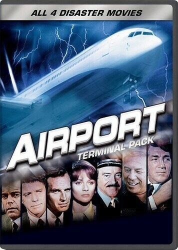 Airport Terminal Pack [2 Discs] (2013, DVD NEW)