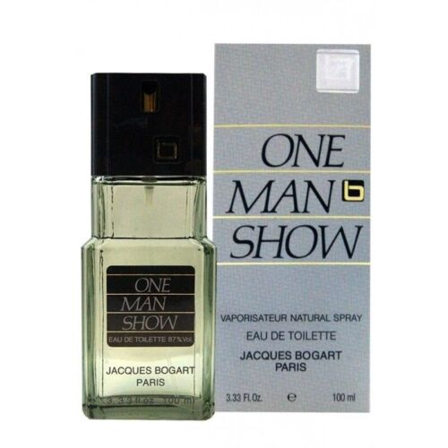 Jacques Bogart One Man Show 100ml EDT (M) SP Mens 100% Genuine (New)