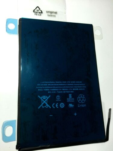 ORIGINAL iPAD mini 1 1st Gen A1432 A1454 A1445 A1455 Li-ion BATTERY APN 616-0668