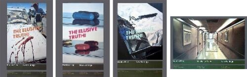 """Damien Hirst SIGNED & LIMITED SET """"The Elusive Truth"""""""