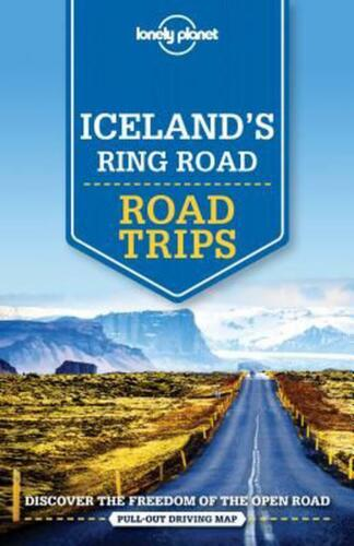 Lonely Planet Iceland's Ring Road by Lonely Planet Paperback Book Free Shipping!