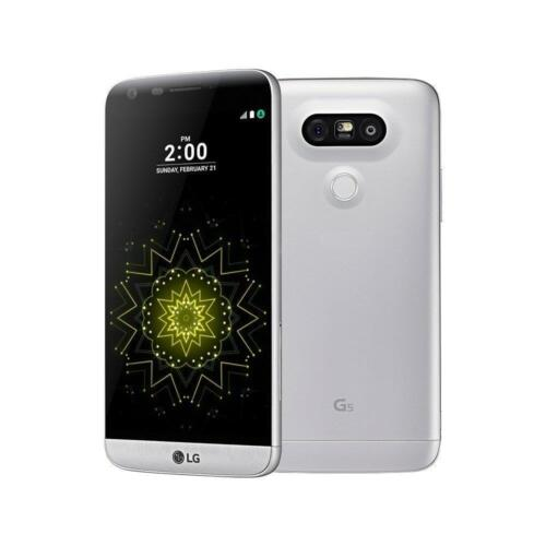 "LG G5 H830 32GB (T-Mobile & GSM Unlocked) 5.3"" 16MP Android Smartphone - Silver"