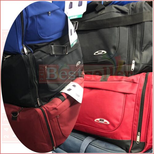 High Quality Lightweight Holdall Duffle Carry Cargo Travel Cabin Gym Sports Bag