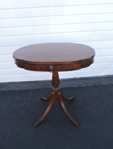 Mahogany Side Table / Center Table by Bix Furniture 7009