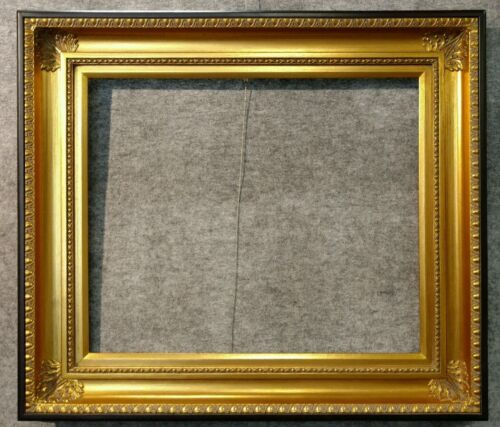 "4.25"" 20x24 650G ornate kinkade Wood Antique gold Picture Gallery Frames4art_com"