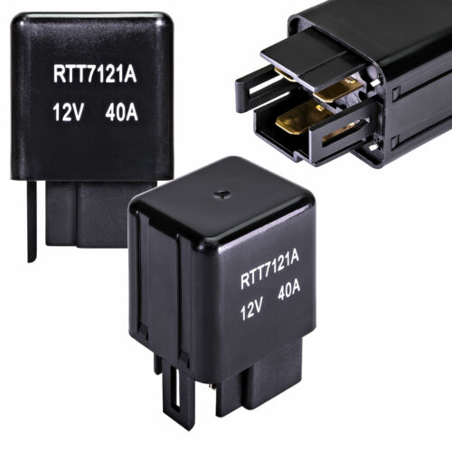 OLS RTT712A 12V 40A 4-Pin Relay Direct Replacement for 90987-02006 OEM Relay