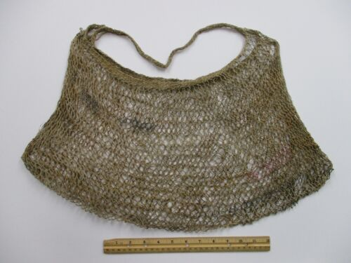 STRING BILUM BAG - PAPUA NEW GUINEA - AUTHENTIC early 20th CENTURY