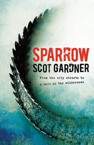 Sparrow by Scot Gardner Paperback Book Free Shipping!